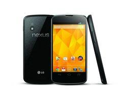 LG's Nexus 4 debuts on November 13