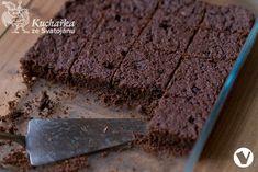 Kuchařka ze Svatojánu: RYCHLÉ BROWNIES Brownies, Menu, Desserts, Cake Brownies, Menu Board Design, Tailgate Desserts, Deserts, Postres, Dessert