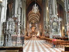st. stephen's cathedral vienna - Google Search