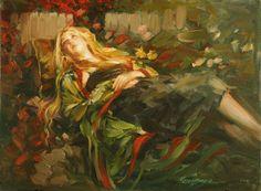 Robert Krogle 1944 | American Impressionist painter | Tutt'Art@ | Pittura * Scultura * Poesia * Musica |