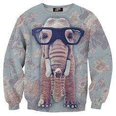 Hip Elephant sweater