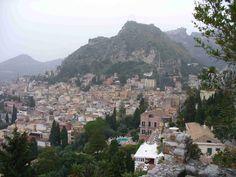 Taormina - Messina - Italia Messina, Paris Skyline, Dolores Park, Travel, Italia, Viajes, Destinations, Traveling, Trips