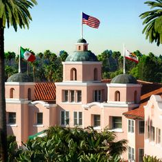 25 best hotels in the West   Beverly Hills Hotel   Sunset.com