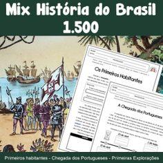 código 633- Mix História do Brasil - 1500
