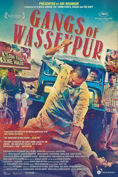Image of GANGS OF WASSEYPUR - Poster