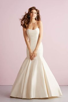 Allure Romance Wedding Dresses - Search our photo gallery for pictures of wedding dresses by Allure Romance. Find the perfect dress with recent Allure Romance photos. Wedding Dresses Photos, Wedding Bridesmaid Dresses, Wedding Dress Styles, Bridal Dresses, Wedding Gowns, Allure Bridals, Bridal Gown Styles, Essense Of Australia, Bridal Collection