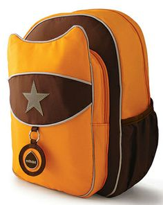 Such a cute backpack for preschoolers and kindergarteners!