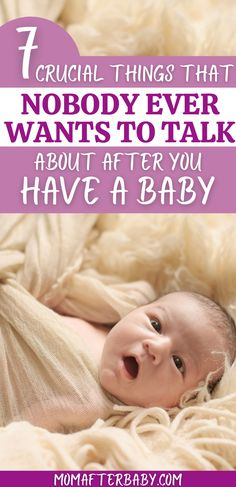After having a baby, your life will be changed. Nothing scary, but worthwile conversations to have before giving birth. From postpartum challenges to breastfeeding struggles, these tips have got you covered. After Birth, After Baby, Before Baby, Having A Baby, Breastfeeding, Scary, Told You So, Challenges, Change