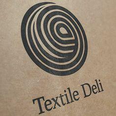 textiledeli Textile Logo, Fish Tattoos, Textiles, Graphic Design, Image, Fabrics, Visual Communication, Textile Art