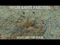 Hitler can't find Berlin - YouTube