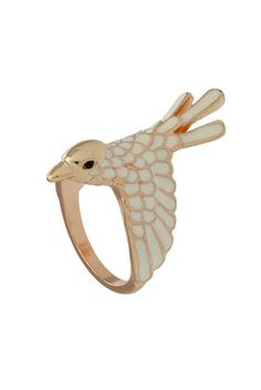 TopshopFlying Bird Ring
