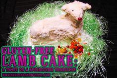 Gluten-Free Lamb Cake: A Twist on a Springtime Tradition