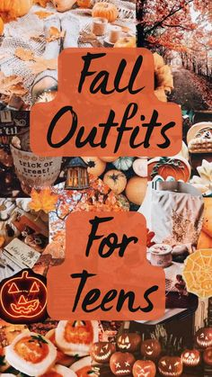 Outfits For Teens, Fall Outfits, Teenage Girl Outfits, Teen Fashion Outfits, Cute Casual Outfits, School Outfits, Cute Fashion, Pretty Outfits, Trick Or Treat