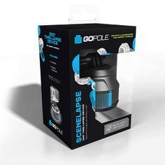 my GoPole GoPro Time-Lapse Device  https://shop.gopole.com/products/scenelapse