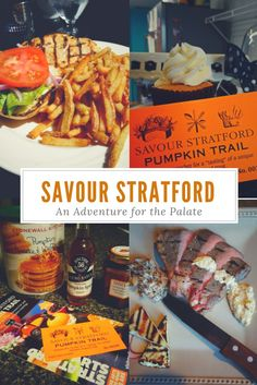 Savour Stratford - An Adventure for the Palate in Stratford, Ontario
