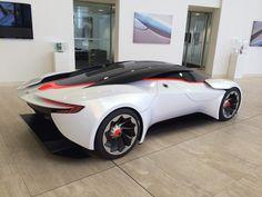 Aston Martin concept car