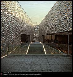 CGTalk - Tokyo Jewel Box, Dmitri (3Dmitri) Revyakin (3D)