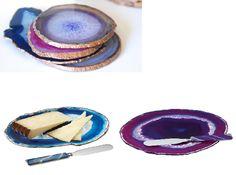 Decoração usando agata| http://vialactealeatoria.blogspot.com/2015/12/decoracao-agata.html | #quarto #casa #boho #hippie #elegante #decoração #decorar #home #decor #cor #colorido #natural #arqutetura #casa #nova #dicas #azul #decorar
