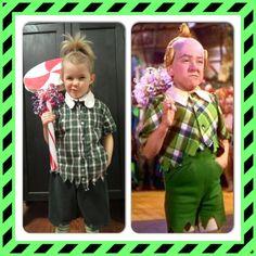 How to Make Wizard of Oz Munchkin Costumes | Munchkin costume ...