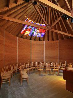 Chapel of the Advocate :: Loyola Law School...Frank Gehry