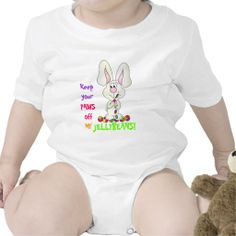 Keep Your Paws Off My Jellybeans Shirt. Look for more items in my store.www.zazzle.com/designsbydonnasiggy?rf=238713599140281212 -Please share this web address with your family and friends. Thank you for shopping at my store. #easter #bunnies #zazzle #pinoftheday