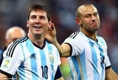 Judi Bola Indonesia - Messi Selalu Hadapi Cobaan