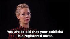 J. Law's best insult? Hands down this one: