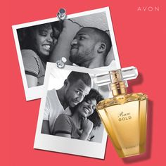 Rare Gold Eau de Parfum is an elegant, empowering mix of floral aromas, amber and vanilla, sure to leave everyone coveting your scent. Peach And Lily, Red Rose Petals, Parfum Spray, Body Spray, Deodorant, Avon, Bath And Body, Fragrance, Perfume