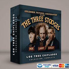 Los Tres Chiflados · Colección completa · Visita nuestra RetroTienda · Películas · Series · Tazas · Franelas → RetroReto.com Pedidos: 0414.4027582