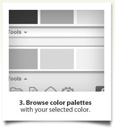 My Image Inspiration : Upload a photo and get color palettes.