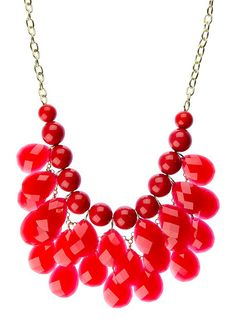 Cluster Statement Necklace – Modeets