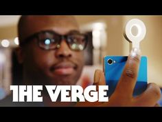 Lenovo made a Selfie Flash and it is awesome | The Verge