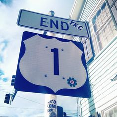 US route 1 end