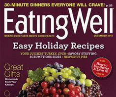 FREE Eating Well December Digital Issue