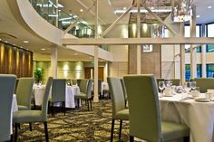 The Cedar Restaurant, Ashorne Hill by Heterarchy