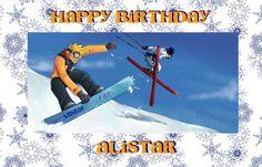 Happy Birthday Alistar PixByMarlys.com