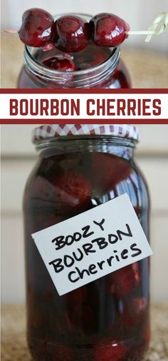 """Boozy Bourbon Cherries These Bourbon Cherries are perfect for gifting or adding to cocktails."""", """"pinner"""": {""""username"""": """"first_name"""": """"Mandi"""", """"domain_url"""": null, """"is_default_image"""": false, """"image_medium_url"""":. Cocktail Drinks, Fun Drinks, Yummy Drinks, Healthy Drinks, Cocktail Recipes, Alcoholic Drinks, Beverages, Healthy Food, Refreshing Drinks"""