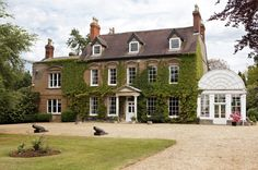 Lovely English estate