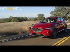 #Car #News Weekly : #Mazda CX-3, #Volvo V60 Cross Country, #Fiat 500X, #Volkswagen