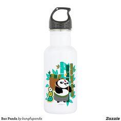Your Custom Water Bottle (18 oz), White #bottle #botella