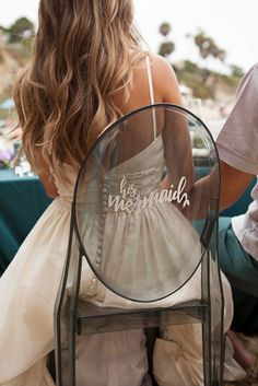 You absolutely have to see this stunning and unique, mermaid-inspired beach wedding inspiration shoot! From the mermaid cake topper to the…