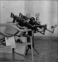 CGE Exposición de material de guerra, San Sebastian, 1938