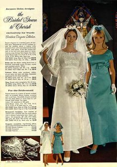 1966 Montgomery Ward catalog.went to a wedding in 66 where the ...