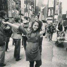 Follow your dreams NYC :* @kimmichellestar