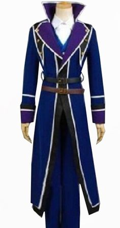 Camplayco K Project Munakata Reisi Cosplay Costume ** Continue to the product at the image link.