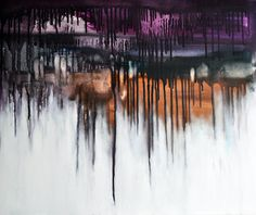 Original Abstract Painting Modern Wall Art Browns von AbstractArtM