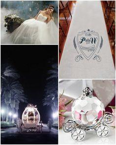 Disney Inspired Wedding Ideas: Cinderella & Snow White Weddings