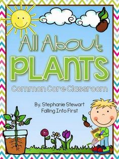 Close reads, experiments, crafts, graphing, and hands on lesson plans. --- Unit Study on Plants (inc. Video on keeping plants alive) Plant Lessons, Science Lessons, Teaching Science, Science For Kids, Science Activities, Science Projects, Sequencing Activities, Science Ideas, Life Science