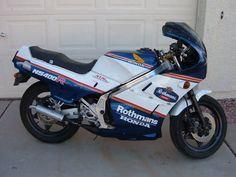 Rothmans Honda NS400R