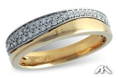 Allison Kaufman Diamond Fashion Ring